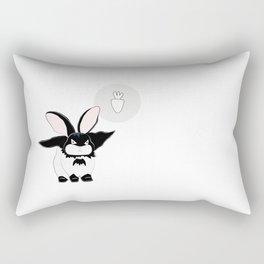Batbun Rectangular Pillow