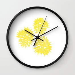 Sunshine on Leith Wall Clock