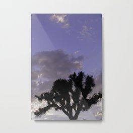 Joshua Tree Sunset Metal Print