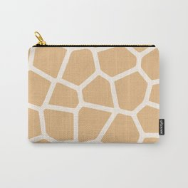 Giraffe Animal Print Skin Carry-All Pouch