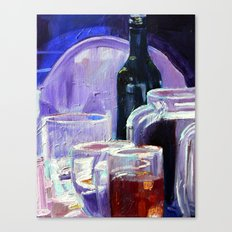 A Series of Wedding Dancer Still-Life Paintings 2. Canvas Print