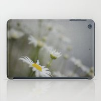daisy iPad Cases featuring Daisy  by Pure Nature Photos