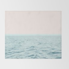Sea Breeze #society6 #decor #style #tech Throw Blanket