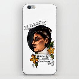 Henrietta Swan Leavitt iPhone Skin