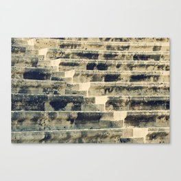 Ancient Amphitheater Canvas Print