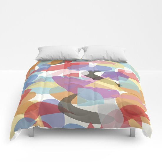 Abstract 23 Comforters