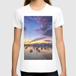 Portrush Harbour,Ireland,Northern Ireland T-shirt