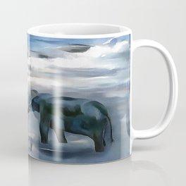 Water Hole Coffee Mug