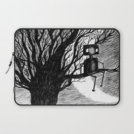 Lonely Robot Laptop Sleeve