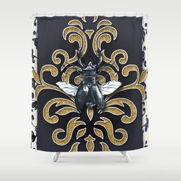 BETTLE Shower Curtain