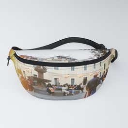 Sunset in Old Macao Fanny Pack