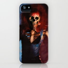Y Kant Boney Read? iPhone Case