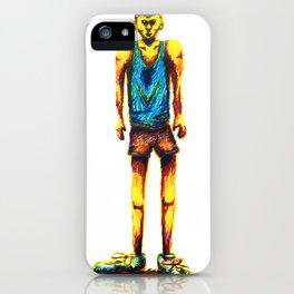 Big Guy iPhone Case