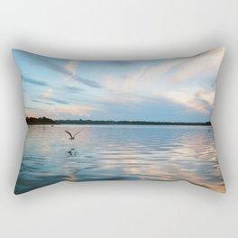 Glassy Rectangular Pillow