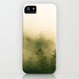 Redwood Rising - Nature Photography iPhone Case