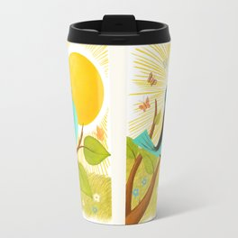 Early To Rise Travel Mug