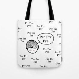 Prrrr Tote Bag