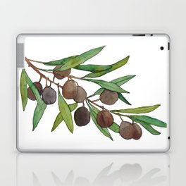Olive leaf Laptop & iPad Skin