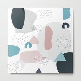 Abstract Solstice background  #society6 #decor #buyart #artprint Metal Print