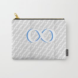 Infinite loop Carry-All Pouch