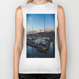 Fenit Harbour and Marina Tralee County Kerry Ireland Biker Tank