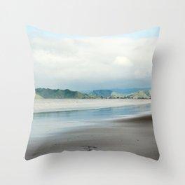 Lanscape Throw Pillow
