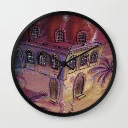 San Cataldo Church - Kid design Wall Clock