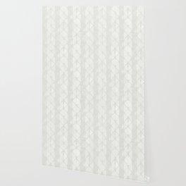 Simply Braided Chevron Lunar Gray Wallpaper