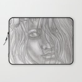 Goddess Flora Laptop Sleeve
