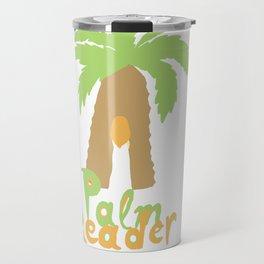 Palm Reader Travel Mug