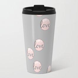 Love bubbles Travel Mug