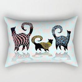 CASHMERE CATS Rectangular Pillow