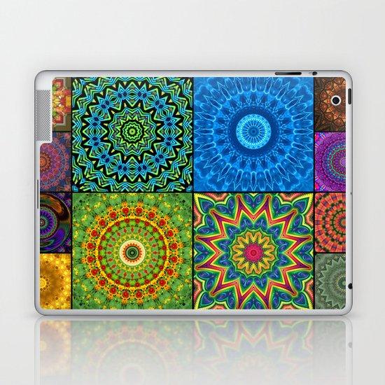 Mandala Madness Laptop & iPad Skin