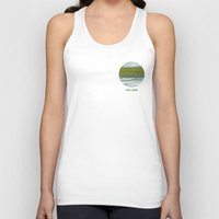 ruben ireland Tank Tops featuring Ireland by Dustin Hall