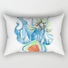 Zodiac - Aquarius Rectangular Pillow