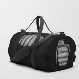Violent acts Duffle Bag