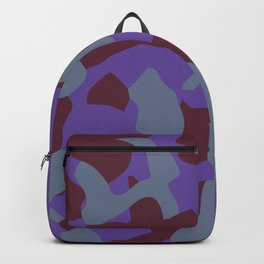 Military Pattern Backpack