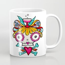 Bones 'n Bubbly Coffee Mug