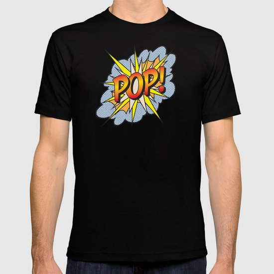 POP Art Exclamation T-shirt