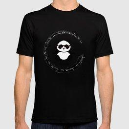 Yoga Panda T-shirt