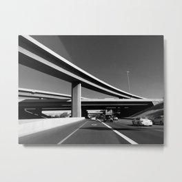 Arizona Overpass Metal Print