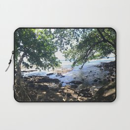 Jungle Beach in Puerto Viejo Laptop Sleeve