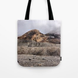 Moon Rock Tote Bag