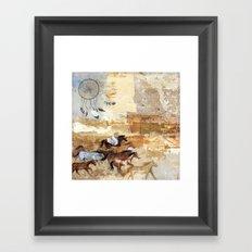 Dreamcatchers Framed Art Print