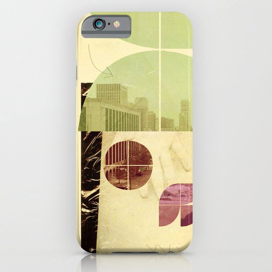 205 (Forensic Love Story) iPhone & iPod Case