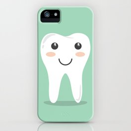 Cute Teeth iPhone Case