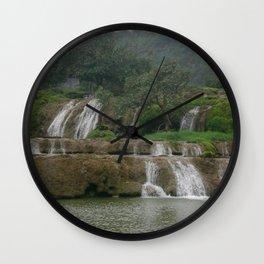 Salalah Oman 1 Wall Clock