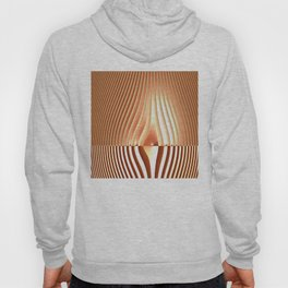 Bending the Bars of Rules - Pure Fractal Abstract Hoody