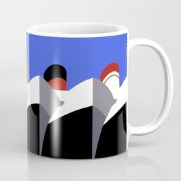TIR - Vintage Poster - Ship - Graphic Coffee Mug