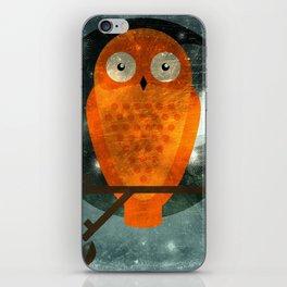 twit...woohoo! iPhone Skin